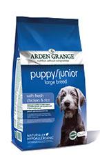 Arden Grange Puppy/Junior Large Breed
