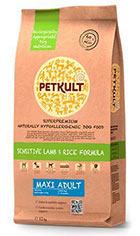 Petkult Maxi Adult lamb/rice