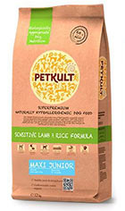 Petkult Maxi Junior lamb/rice