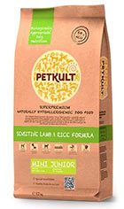 Petkult Mini Junior lamb/rice