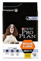 Purina Pro Plan Medium & Large Adult 7+ Optiage