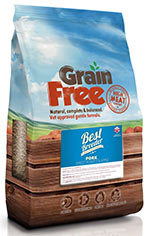 Best Breeder Grain Free Pork, Sweet Potato & Apple