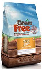 Best Breeder Grain Free Puppy Chicken with Sweet Potato, Carrots & Peas