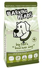 Barking Heads BIG FOOT Bad Hair Day