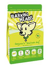 Barking Heads TINY PAWS Bad Hair Day