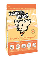 Barking Heads TINY PAWS Tender Loving Care