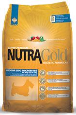 NutraGold Indoor Adult Dog Microbite