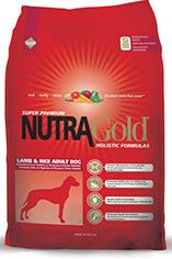 NutraGold Lamb & Rice Adult Dog