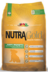 NutraGold Puppy Microbite