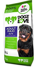 Dog´s love Adult Maxi