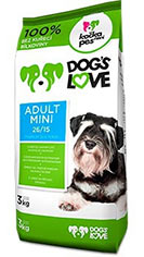 Dog´s love Adult Mini