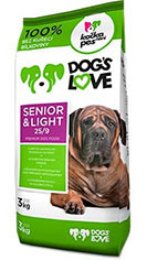 Dog´s love Senior&light