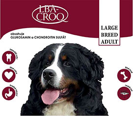 LBA-CROQ Large breed adult