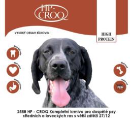 HP-CROQ Dog High Protein