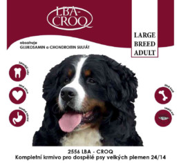 LBA-CROQ Large breed adult